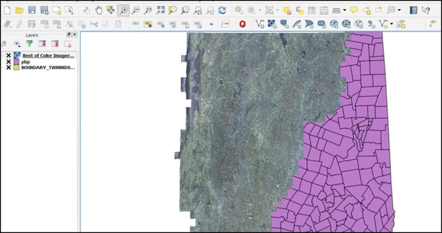 QGIS: Data Acquisition and Transformation