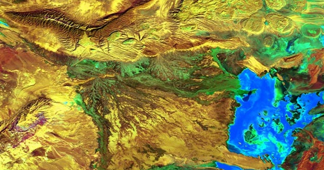 Displaying Landsat Imagery Using Band Combinations Using ArcGIS Desktop
