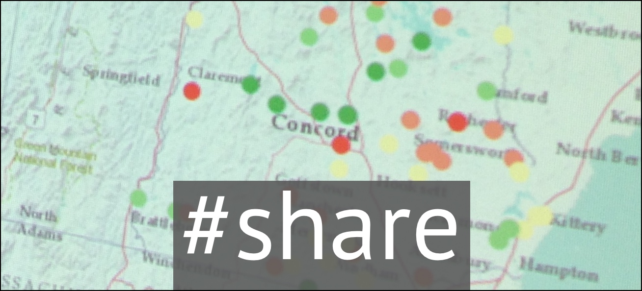 Share your maps, stories and ideas for webinars / how-to's