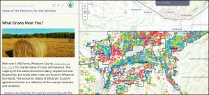 Whatcom County Watershed Improvement District's Story Map