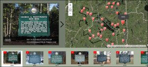 New Hampshire Historical Highway Markers Story Map