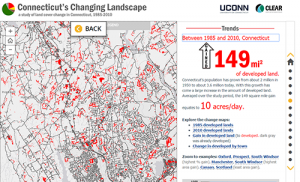 UConn Extension: Telling Stories with Maps- Connecticut's Changing Landscape