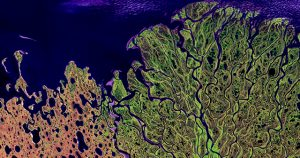 Submitting and Enhancing Landsat Imagery Using ArcGIS Desktop
