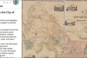 GIS in Cambridge, Massachusetts - History
