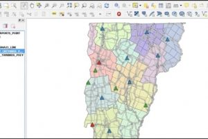QGIS Layer Properties: Symbology and Labels