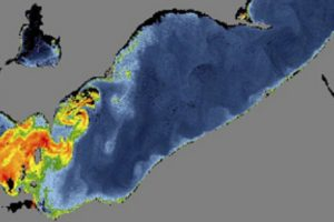 "Remote sensing of lakes: they're not all just ""blue"""