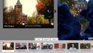 University of Rhode Island EDC blog | Story Maps