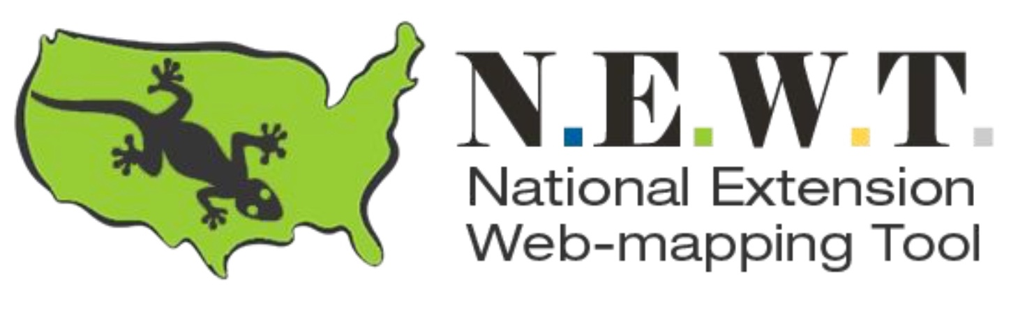 National Extension Web-mapping Tool logo