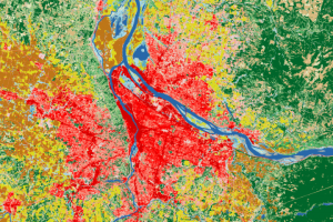 Remote Sensing Image from NASA