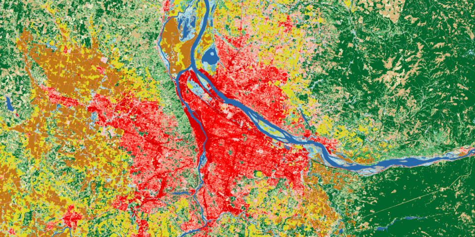 Remote Sensing Image from NASA