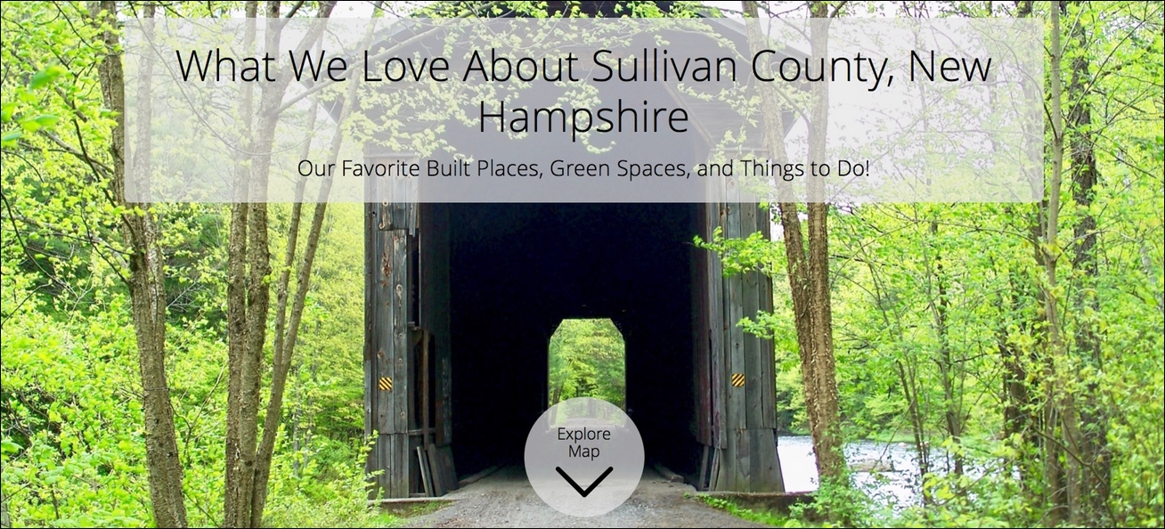 What We Love About Sullivan County, New Hampshire