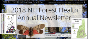 2018 NH Forest Health Annual Newsletter